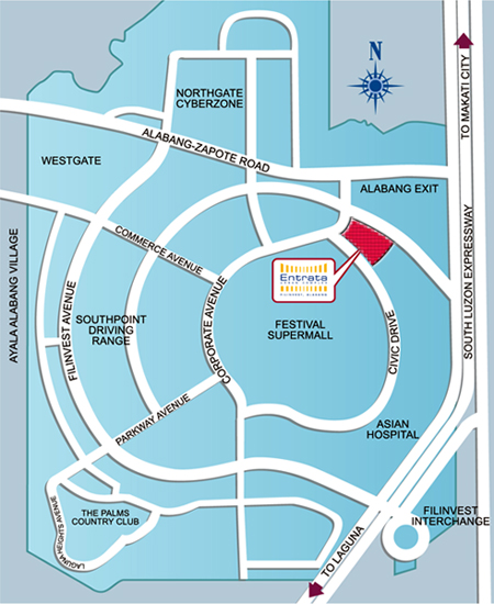 Entrata Urban Complex Filinvest Land