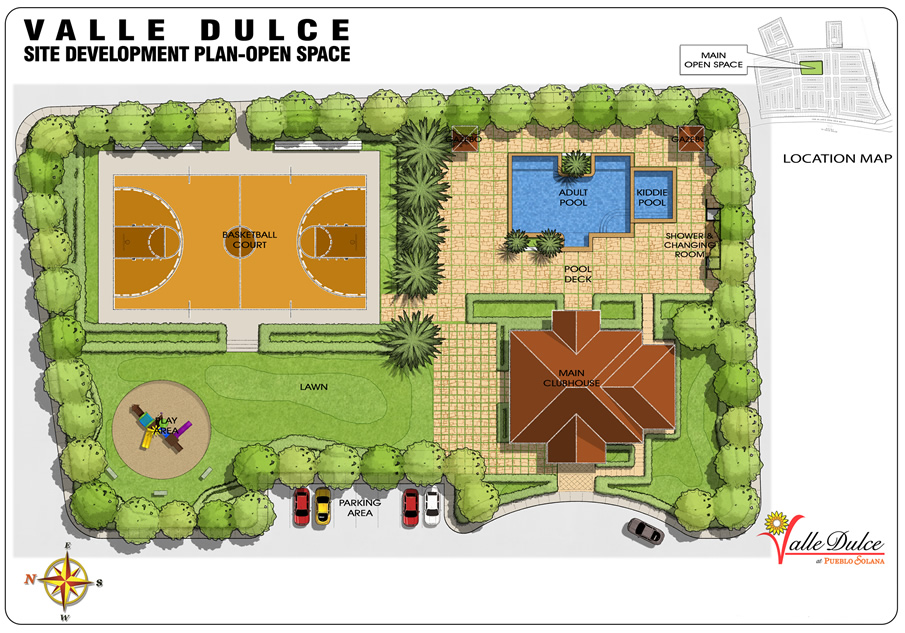 Filinvest Valle Dulce At Pueblo Solana House And Lot In